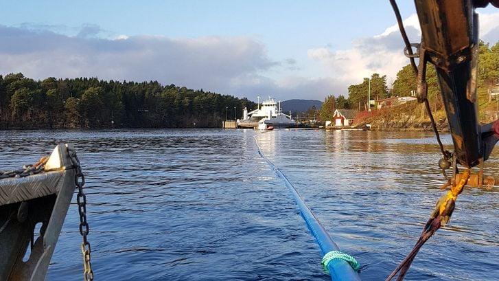Nye Bjørnafjorden kommune investerer èn milliard i vann og avløp