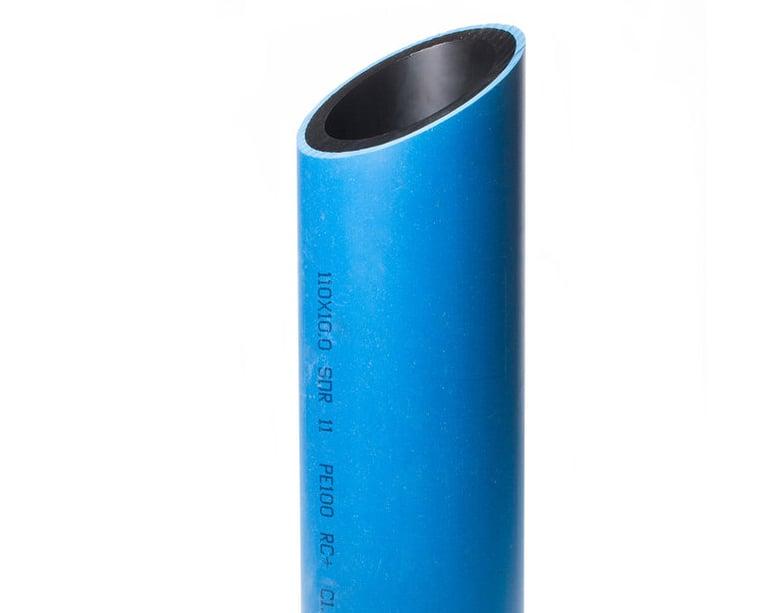 JAPI-pipe av Hallingplast Crop